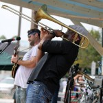 Honey Island Swamp Band with Big Sam