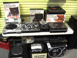 Turntable Madness!!