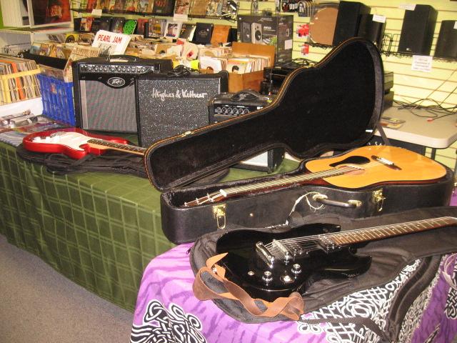 Scotti's Record Shops » Vintage Stereo Equipment & Guitars